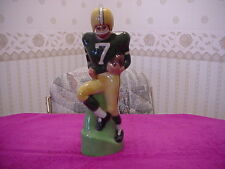 Green Bay Packers Football Decanter Paul Lux 1972 RARE