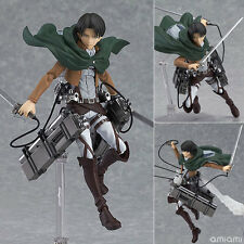 ATTACK ON TITAN | Levi Rivaille Figure 15cm PVC
