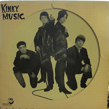 ► Larry Page Orch. - Kinky Music  (Rhino) (Pic Disc of The KINKS!) (Ray Davies)