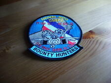 VF-2 Patch Bounty Hunters Show in Town TARPS Southern Watch 1992 F-14 Tomcat USN