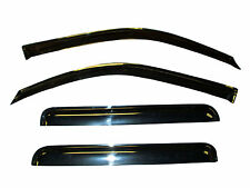 Chevy Silverado Extended Cab Vent Window Shades Visor Rain Guards 99-06