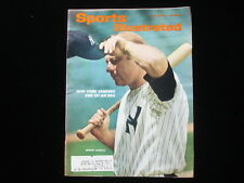 June 21, 1965 Mickey Mantle Sports Illustrated Magazine EX+