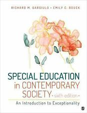 FREE 2 DAY SHIPPING | Special Education in Contemporary Society: An I, PAPERBACK