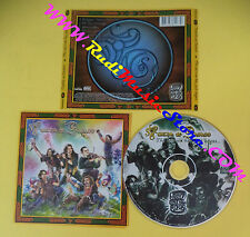 CD TUATHA DE DANANN The delirium has just began brazil PLCD52676 no lp mc dvd