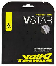 Volkl V-Star Tennis String Set 19 / 1.10mm - Silver