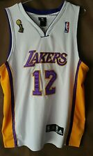 Adidas Los Angeles Lakers NBA Finals Champion Shannon Brown 12 Jersey 48 XL Kobe