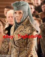 DIANA RIGG  -  Game of Thrones' Olenna Tyrell  -  8x10 Photo  #2