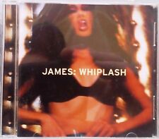 """James - Whiplash (CD1997) Features """"She's a Star"""" """"Tomorrow"""" """"Waltzing Along"""""""