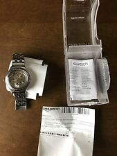Swatch Irony Body and Soul Automatic watch YAS100G