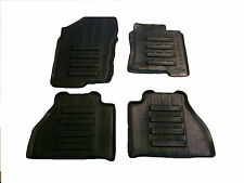 Nissan NP300 (D23) Navara Genuine Floor Mats Tailored Rubber KE7584K089