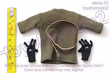 1:6 scale Soldier Story SS094 Marine Raiders MSOT TEE GLOVE BELT