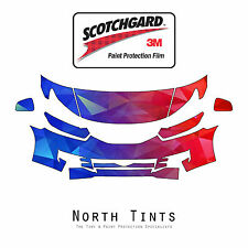 Honda Civic Coupe 2009-2010 PreCut 3M Scotchgard Paint Protection Clear Bra Kit
