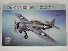 Hobby Boss F4F-4 Wildcat 1/48 Scale Plastic Model Airplane Kit #80328