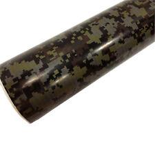 12x60inch DIY Car Decal Digital Desert Army CAMO Camouflage Vinyl Film Sticker
