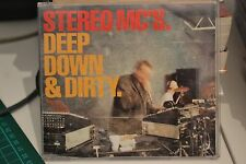 STEREO MC'S - DEEP DOWN & DIRTY (3 track CD single)