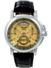Minoir Uhren - Modell Voiron silber/gold- Unisex Automatikuhr