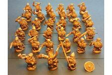 15mm Fantasy Dwarian Swordsmen with Shields (16 figures)