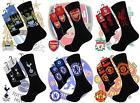 Childrens Official Football Club Team Socks Boys Girls Ladies 12.5-3.5 & 4-6.5