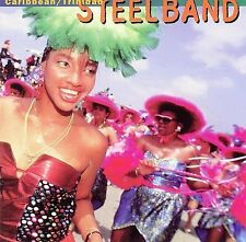 Rico Cortena : Carribean Trinidad Steel Band CD (1998)