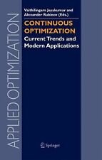 Continuous Optimization : Current Trends and Modern Applications 99 (2010,...
