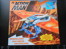 ACTIONMAN Action Man PARAGLIDER PARA GLIDER VEHICLE Hasbro