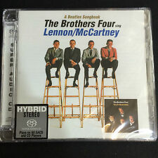 The Brothers Four sing Lennon / McCartney SACD CD Limited No. Edition