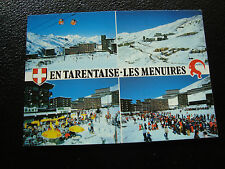 FRANCE - carte postale les menuires (cy61) french