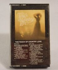 K-Tel The Touch of Country Love : Cassette1980