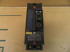 WESTINGHOUSE CIRCUIT BREAKER DE-ION 2p 1222006 50A 50 A AMP 250 VAC 125/250 VDC