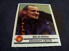 Figurina Calciatori Panini 2001/2002 Aggiornamento LECCE DELIO ROSSI Allenatore