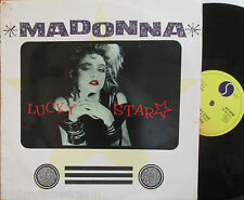 "MADONNA ~ Lucky Star ~ 12"" Single PS"