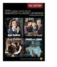 TCM Greatest Classic Films (Cat People / The Curse of the Cat People / The Body