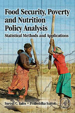 Food Security, Poverty and Nutrition Policy Analysis: Statistical Methods and Po