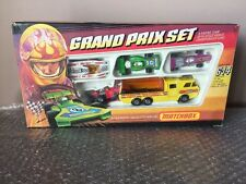 Vintage 1970 Matchbox Grand Prix Set -Gift Set- G-14 Rare Look