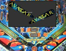 *SALE* AVATAR Pinball Flipper Armour Mod-2- piece set