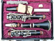 AMATI ACL212 Bb Clarinet, Boehm System, Wooden, Beautiful Instrument!
