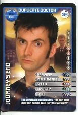 Doctor Who Monster Invasion Card #094 Duplicate Doctor