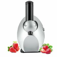 Culinaire Frozen Fruit Ice Cream Frozen Yogurt and Dessert Maker