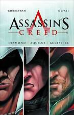 ASSASSINS CREED: THE ANKH OF ISIS TRILOGY HARDCOVER Titan Books Game Comics HC
