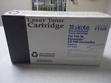 Nu-kote FT44R LASER TONER CARTRIDGE BLACK FOR PANASONIC UF 595 repl UG 3350