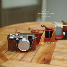 JnK. half-case for Fujifilm X100 / X100s