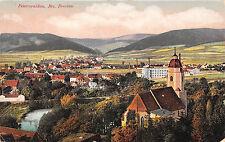AK Peterswaldau Bez. Breslau gelaufen 1920