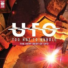 UFO - TOO HOT TO HANDLE....THE VERY BEST OF: 2CD ALBUM SET (2012)