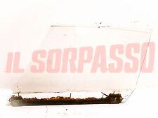 VETRO SCENDENTE PORTA SINISTRA FIAT DINO COUPE 2000 ORIGINALE LEFT GLASS