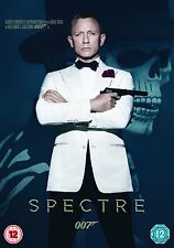 JAMES BOND SPECTRE            BRAND NEW SEALED GENUINE UK DVD
