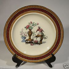 Antique Copeland Spode Aesthetic Movement Plate England Chinese Chinoserie