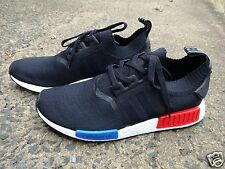 Adidas NMD R1 PK S79168 Men's Black Running Shoes Sneakers Size 12