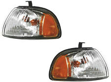 97 98 99 Subaru Legacy Outback Left & Right Signal Lamp Light Pair L+R