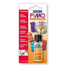 VERNICE ALL'ACQUA LUCIDA 10 ml. Fimo Decoupage Staedtler Accessori 016 870301BK