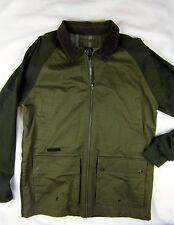 Volcom Skateboard Co. Kornered Olive Green Drab Hunting Jacket men's size LARGE